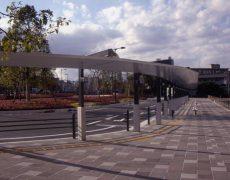 川口元郷駅シェルター
