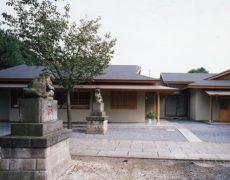 鎮守氷川神社社務所