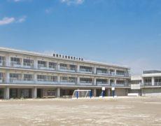 朝霞第四小学校