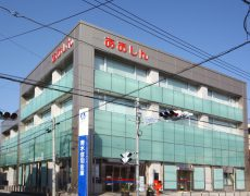 青信本店 耐震改修